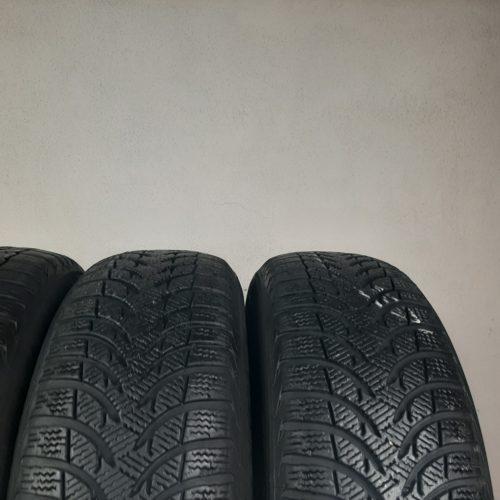 185/65 R15 88T M+S Michelin Alpin A4 – 60% +5mm Gomme Invernali