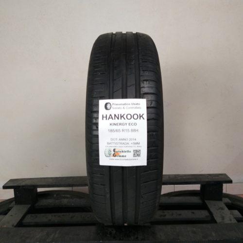 185/65 R15 88H Hankook Kinergy Eco – 60% +5mm – Gomma Estiva