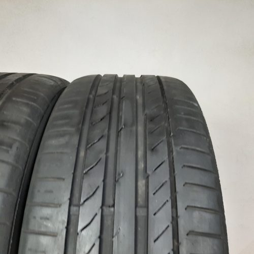 225/45 R19 96W XL Continental ContiSportContact 5 –  60% +5mm – Gomme Estive