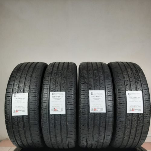 255/60 R18 112V XL M+S Continental CrossContact LX Sport – 60% +5mm Gomme 4 Stagioni