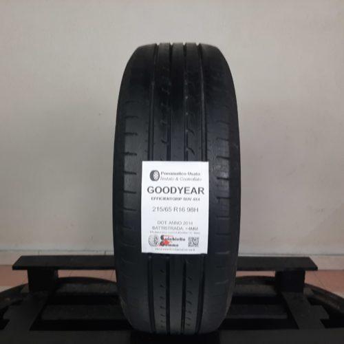 215/65 R16 98H Goodyear EfficientGrip SUV 4×4 – 50% +4mm – Gomma Estiva