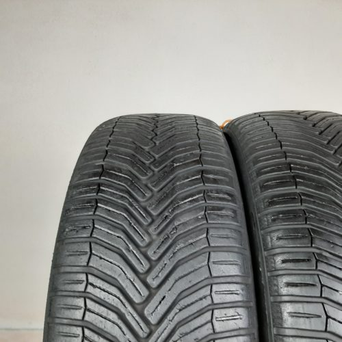215/60 R17 100V XL M+S Michelin CrossClimate+ – 60% +5mm Gomme 4 Stagioni