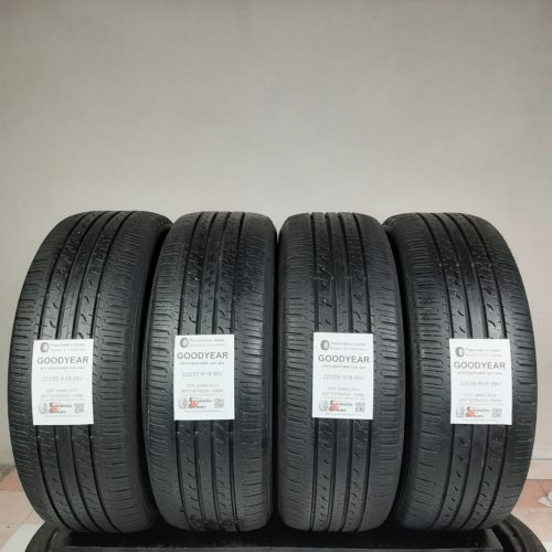 225/55 R19 99V Goodyear EfficientGrip SUV 4×4 – 60% +5mm – Gomme Estive