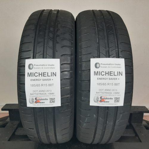185/65 R15 88T Michelin Energy Saver+ – 60% +5mm – Gomme Estive
