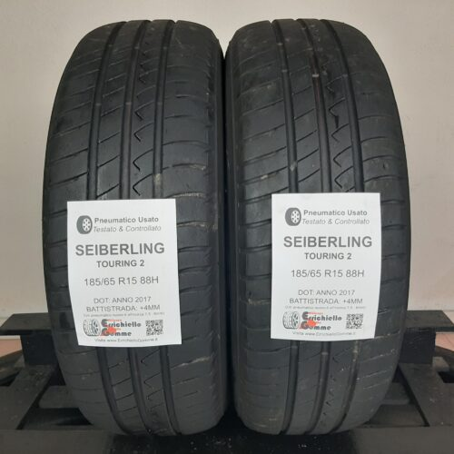 185/65 R15 88H Seiberling Touring 2 – 50% +4mm – Gomme Estive