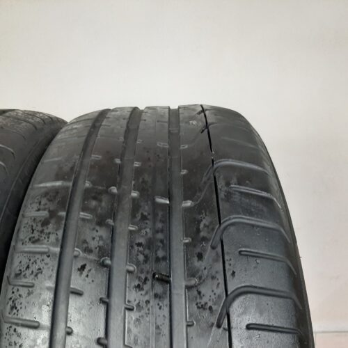 255/40 R19 100Y Pirelli PZero (AO) – 50% +4mm – Gomme Estive