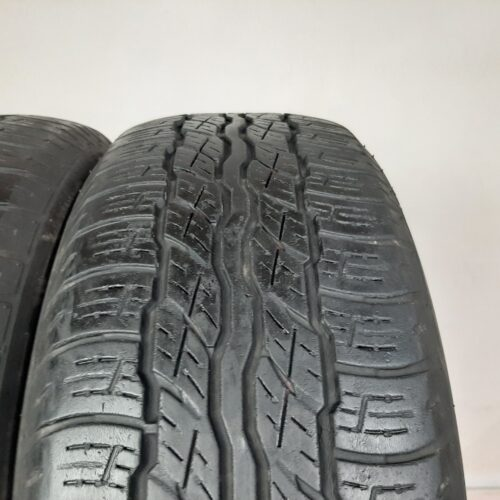 235/55 R18 100H M+S Bridgestone Dueler H/T 687 –  60% +5mm – Gomme 4 Stagioni